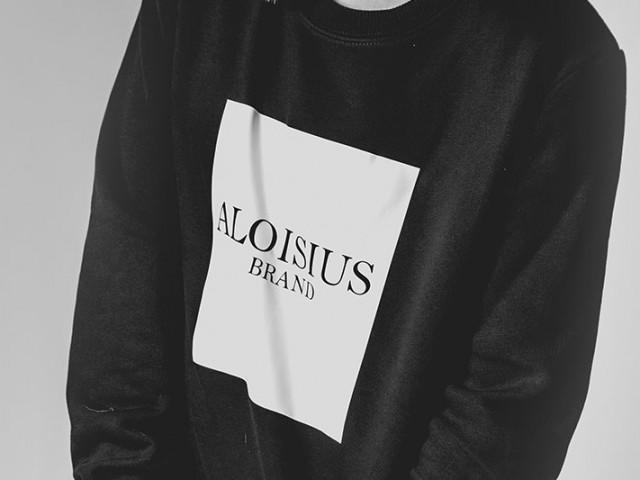 ALOISIUS 브랜드 런칭